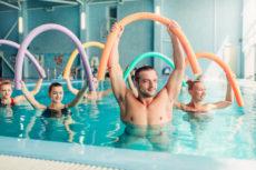 Aqua Gymnastik & Fitness Kurse
